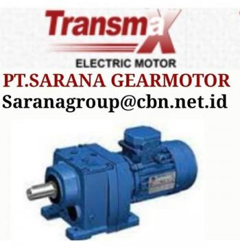 Jual Transmax Helical AC Geared Motor