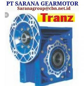 Jual TRANZ WORM GEAR MOTOR NMRV PT SARANA GEARMOTOR