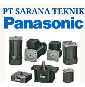 Jual Gearbox Motor Panasonic