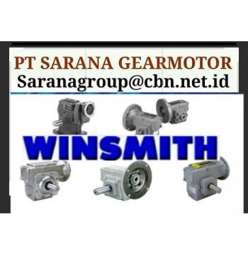 Jual PT SARANA WINSMITH GEAR REDUCER GEARBOX