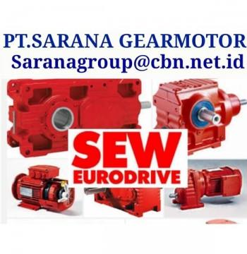 Jual sew gearbox eurodrive PT SARANA GEAR MOTOR SEW GEAR REDUCER