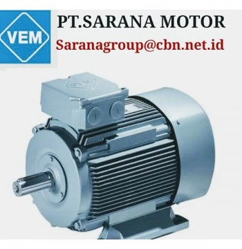 Jual VEM ELECTRIC AC MOTOR PT SARANA TEKNIK MOTOR LOW VOLTAGE