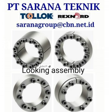 Jual TOLLOK LOCKING DEVICE ASSEMBLIES REXNORD PT SARANA TEKNIK POWER LOCK