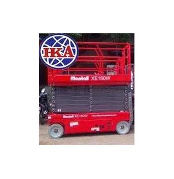 sewa Tangga Electric 16 Meter   Man Lift   Scissor Lift   garansi 2 tahun