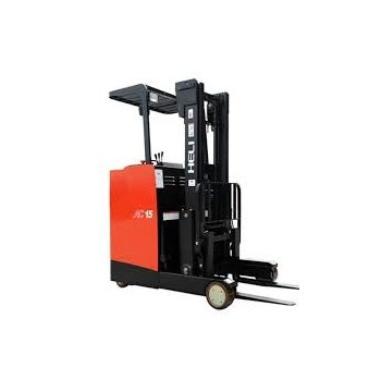 Reach Truck 1,5 ton | Jual | Rental | Service | Forklift | Scissor Lift | Wheel Loader | Man Lift