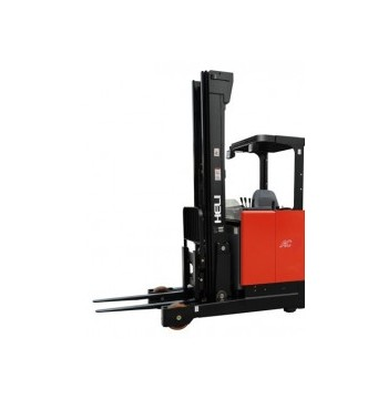 Harga Reach Truck 2t | Rech Truck Heli | Jual Reack truck | Electric Forklift |Electric Reach Lift