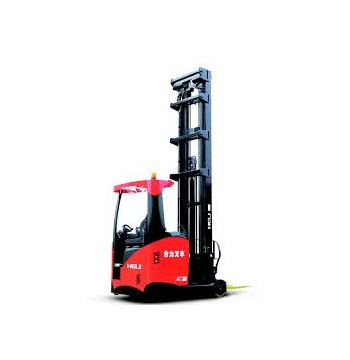 Harga Reach Truck 1.5t | Rech Truck Heli | Jual Reack truck | Electric Forklift |Electric Reach Lift
