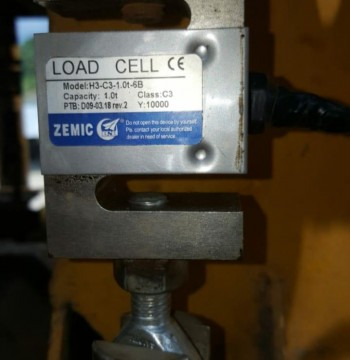 LOADCELL S ZEMIC Type H3 C3 CIPTA INDO TEKNIK,STOCK READY