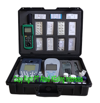 DIGITAL SANITARIAN FILED KIT, type AKI-1042-SK