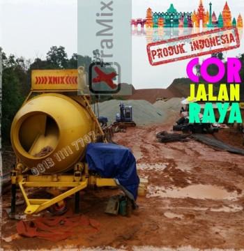 Jual Beton Molen Cor merk XtramiX model Winget project Jalan Raya/Jembatan