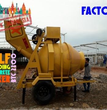 Harga Mesin Molen Cor Beton Diesel merk XtramiX project PABRIK/FACTORY/GUDANG dll