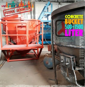 Jual Bucket Cor Concrete Bucket