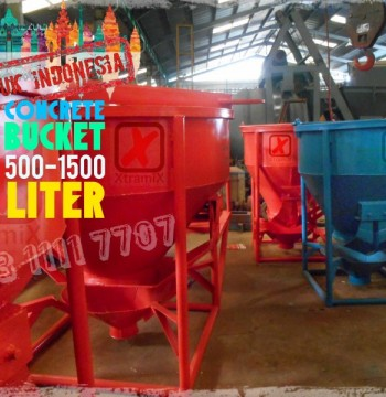 Jual Bucket Cor Concrete Bucket 0.8-1.5 m3