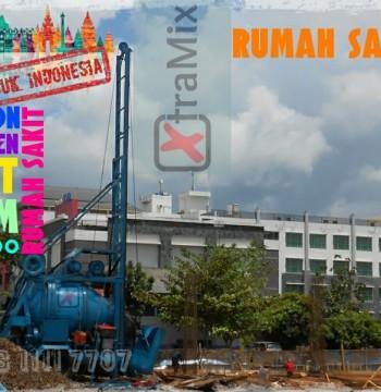 Jual Molen Beton Molen Cor LIFT merk XtramiX project GEDUNG BERTINGKAT/HOTEL/RUMAH SUSUN dll