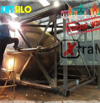 Jual Cement Silo 40-120 Ton