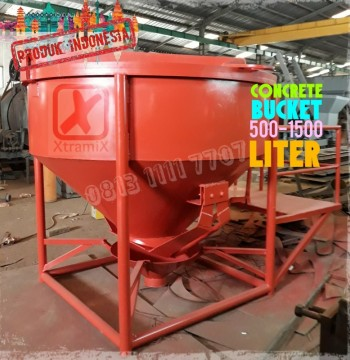 Harga Bucket Cor Concrete Bucket