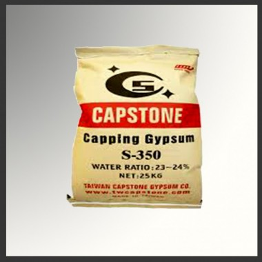GYPSUM CAPPING