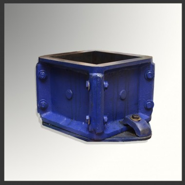 Cube Mould Cast Iron