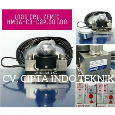 LOADCELL ZEMIC Type HM 9A