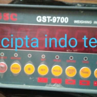 JUAL INDIKATOR  GST - 9700 MERK GSC