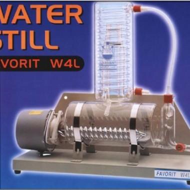 WATER STILL APPARATUS MODEL W4L . FAVORITE PT. OCTA PRIMA LESTARI