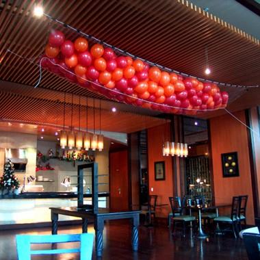 Balon Drop Hujan Balon Kreasi Balon