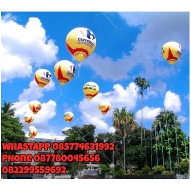 Balon Udara Promosi Kreasi Balon