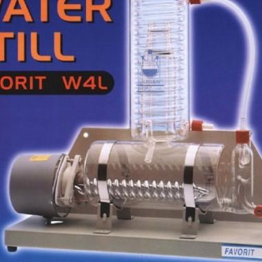 WATER STILL APPARATUS MODEL W4L . FAVORITE PT OCTA PRIMA LESTARI