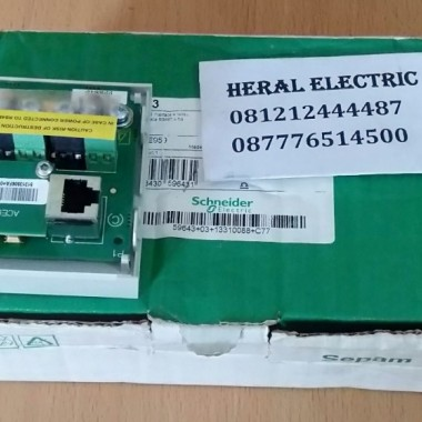 jual ACE949-2 Schneider 59642 - RS485 Interface 2 wire HERAL ELECTRIC