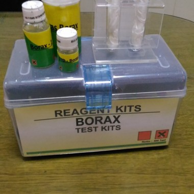 BORAX TEST KIT || JUAL BORAX TEST KIT INSTRUMENT LINGKUNGAN