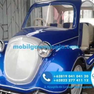 Gowes Model Classic Mobil Gowes Jogja