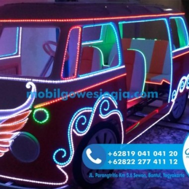 Gowes Model Combi Full Mobil Gowes Jogja