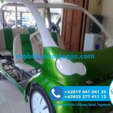 Gowes Model Jazz Mobil Gowes Jogja