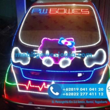 Gowes Model Jazz Full Mobil Gowes Jogja