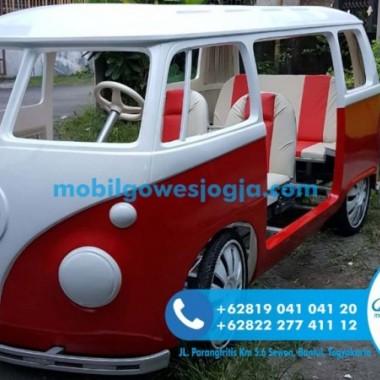 Gowes Model Combi Mobil Gowes Jogja
