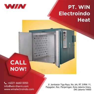 Jual oven electric PT. Win Electroindo Heat