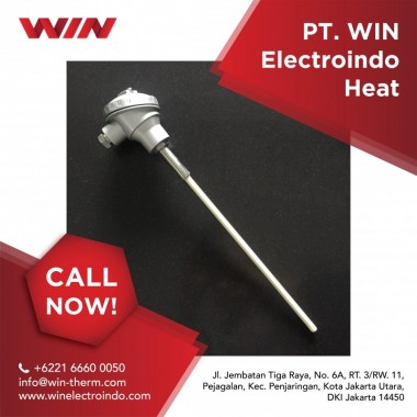Thermocouple PT. Win Electroindo Heat