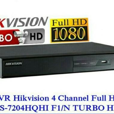 CCTV HIKVISION DVR 4CH