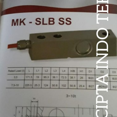 LOADCELL MK SLB - MK CELLS