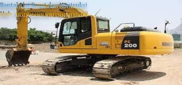 excavator-PC200komatsu2