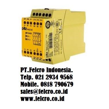 Jual Pilz safety relays PNOZ| PT.FELCRO INDONESIA | 0818790679 Felcro