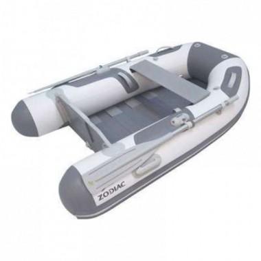 Zodiac Rollup Floor 7 7 White Gray PVC, 2020 Automart Marine