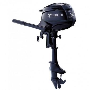 2019 Tohatsu 3.5 HP MFS3.5BS Outboard Motor Automart Marine