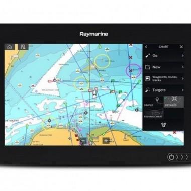 Raymarine Axiom 9 - 9 Mfd Chartplotter Automart Marine