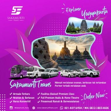 Paket Tour Jogja dan Gunung Kidul by Hiace atau Elf