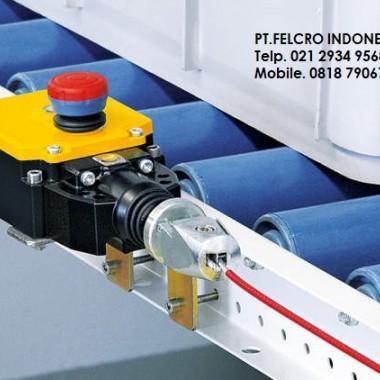 Safe rope pull switches PSENrope | PT.FELCRO INDONESIA | 0818790679 Felcro