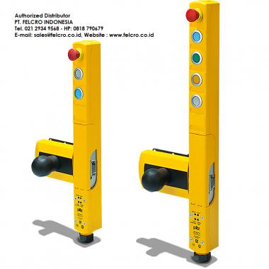 Safety gate system PSENsgate | PT.FELCRO INDONESIA | 0818790679|sales@felcro.co.id Felcro