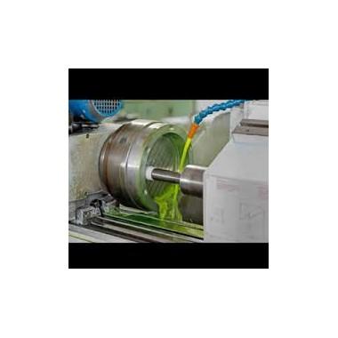 Full sintetis grinding oil