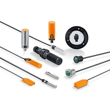 JUAL ifm capacitive sensors -  PT Global Harmony Persada