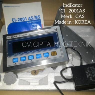JUAL  INDIKATOR  CI - 2001 AS MERK CAS  WATER PROOF